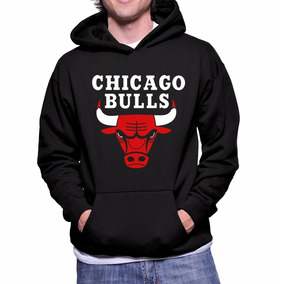 Moletom Nba Chicago Bulls Masculino Swag Casaco Moleton