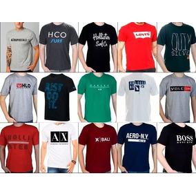 Kit C  10 Camisas Masculinas Várias Marcas Originais Atacado 2b0c785eafc5c