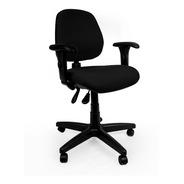 Cadeira Ergomais Stylus Encosto Médio - Ergonômica