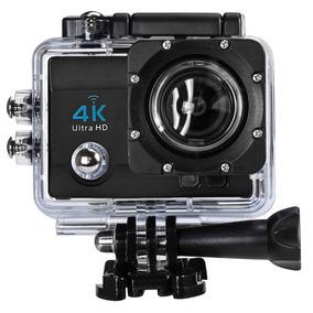 Câmera Prova Dágua Action Go Cam Pro Ultra Hd Sport Wifi