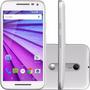 Motorola Xt1544 Moto G 3° Ger. 4g Hdtv Dual Chip 16gb Branco