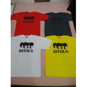 Camisetas De Rock Várias Bandas