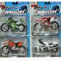 4 Motos Maisto Coleccion Cross Motocicletas Niños 35300