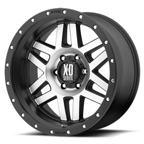 Rin Kmc Xd Serie Para Pickup Y Suv Ford Chevrolet Toyota Etc