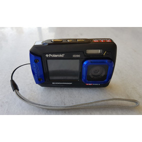Camara Sumergible Polaroid Ie090 Acuática 18mp Hd
