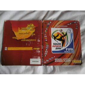 Album Copa Do Mundo Fifa Africa 2010, Completo, Excelente