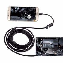 Sonda Câmera Inspeção Boroscopio Celular Android Pc Usb 1.5m