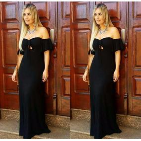 Vestido Sereia Decote Tomara Caia Bojo Moda Instagram 2017