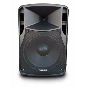 Proco H15 Caja Acústica Bafle Pasivo 15 250 W Rms