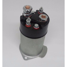 Automatico Motor De Partida Opala C10 4cil 6 Cil C Delco