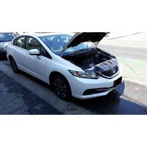 Honda Civic Sedan 2015, 1.8l, 140hp, Estandar