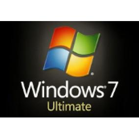 Windows 7 Ultimate Sp1 32 & 64 Bits Español Actualizado