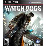 Watch Dogs Ps3 Digital Español Entrego Hoy!!!