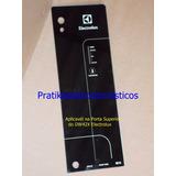 Vidro Da Porta Do Freezer Dw42x Refrigerador Electrolux
