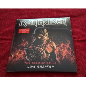 Lp Vinil Iron Maiden The Book Of Souls Live Chapter Lacrado