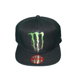 Gorra Monster V2 Envio Gratis Algodon Snapback Get Lucky