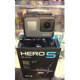 Gopro Hero 5 Black 4k Acuática Go Pro Nuevo Sellado Garantia