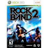 Rock Band 2 Xbox 360 Fisico Seminuevo En Igamers