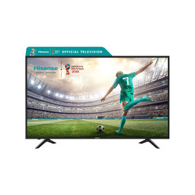 Smart Tv 4k Hisense 50