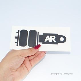 Adesivo Automotivo Suspensão Ar1