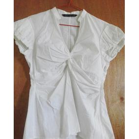Camisa Zara Original De Dama