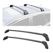 Barras Portaequipaje Transversales Mazda Cx7 Rack De Techo