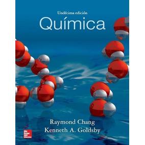 Quimica Raymond Chang Goldsby 11va Edición