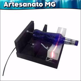 Maquina Cortadora Garrafas Vidro + 2 Resistencias Extras