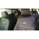 Capa Banco Automotivo Couro New Fiesta Hatch 2014 Se 1.5 16v