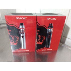 Kit Inicio Vapeador, Smok Stick Prince + Cartomizador V12