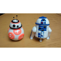 Muñecos De Star Wars Porcelana Fria