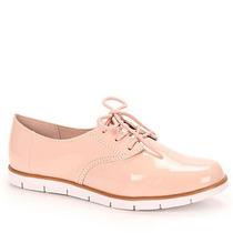 Sapato Oxford Feminino Moleca - Nude