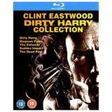 Blu-ray Dirty Harry Collection - Coleção 5 Filmes Dublado