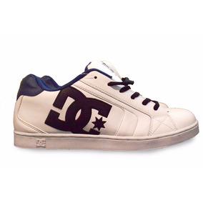 Zapatillas Dc Hombre 100% Cuero