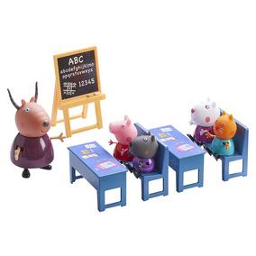 Peppa Pig - Sala De Aula - Dtc