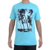 Camiseta Masculina Rusty Landscape