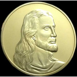 Moneda Religiosa Jesucristo Ultima Cena