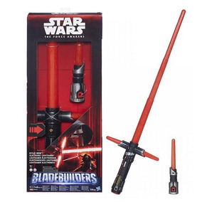 Star Wars The Force Awakens Sable De Luz Electrónico De Lujo