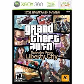 Gta 4 Liberty City Xbox 360 Original Nuevo Sellado Fisico