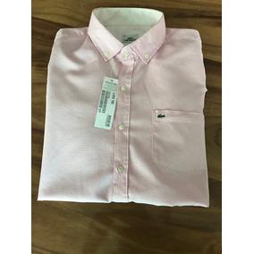 Camisa Lacoste Para Hombre