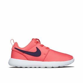 Tenis Roshe One Nike Sneakers Casuales Niña Deporte