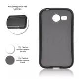 Capa Case Galaxy Pocket 2 G110 + Películas Vidro Temperado