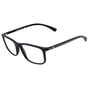 8cd659ee3dfeb Oculos De Grau Emporio Armani Feminino Resina Marrom - Óculos no ...