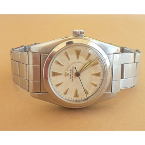 c17a0d47bd9 Relógio Rolex Bubble - Automático - 31mm - Aço - Raridade