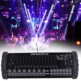 192 Canales Dmx512 Controlador De Láser Led Etapa Disco Dj