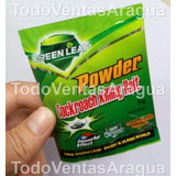 Veneno Insecticida En Polvo Chiripas Cucarachas Sobres 5g -