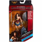 Dc Multiverse Wonder Woman 2 Escudos Exclusiva Toys 2017