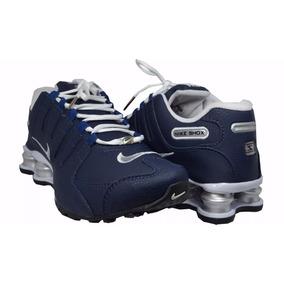 Nike Shox Nz 4 Molas Original Cores Frete Grátis Aproveite