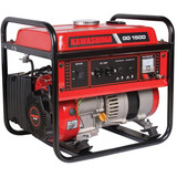 Gerador Energia Gasolina 1500w 220v Kawashima Gg1500