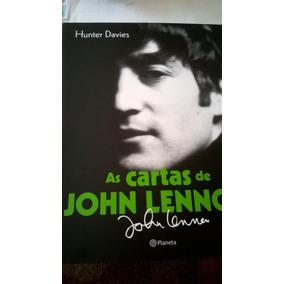 As Cartas De John Lennon Hunter Davies - Planeta, 2012